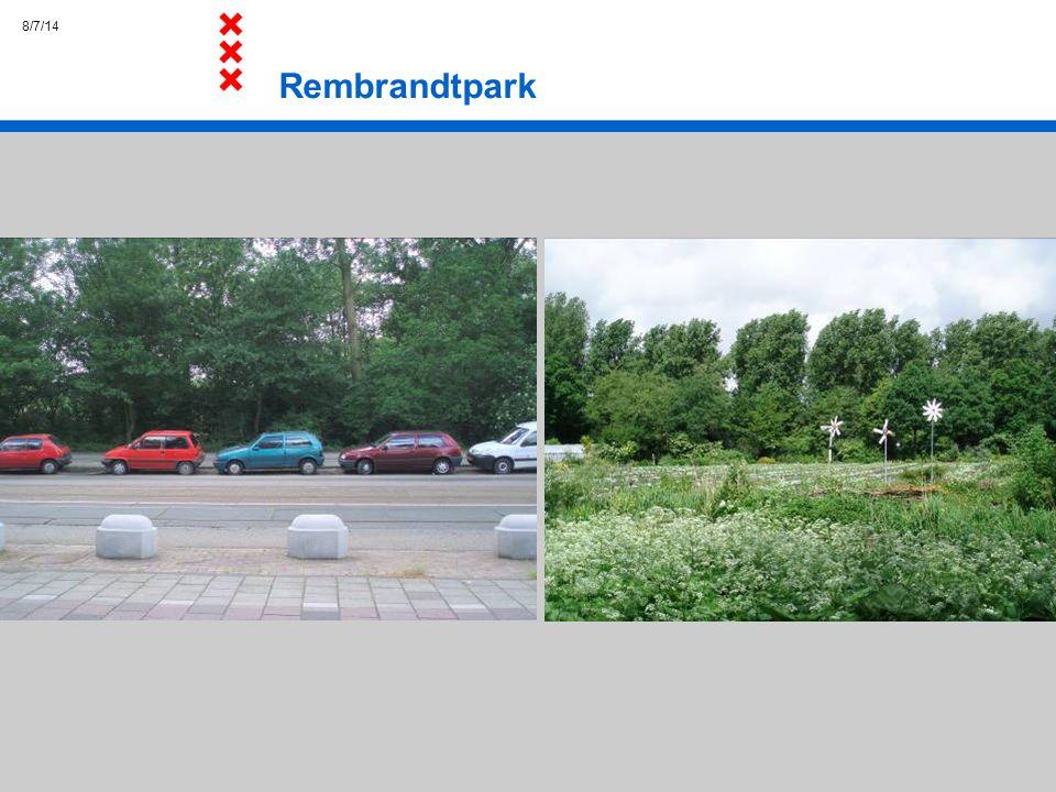 8/7/14 Rembrandtpark