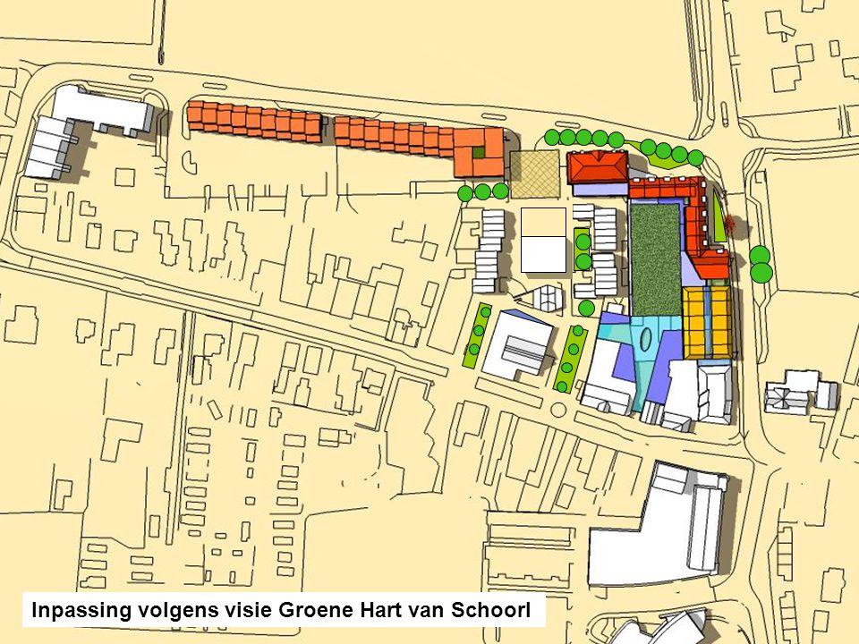 Inpassing volgens visie Groene Hart van Schoorl