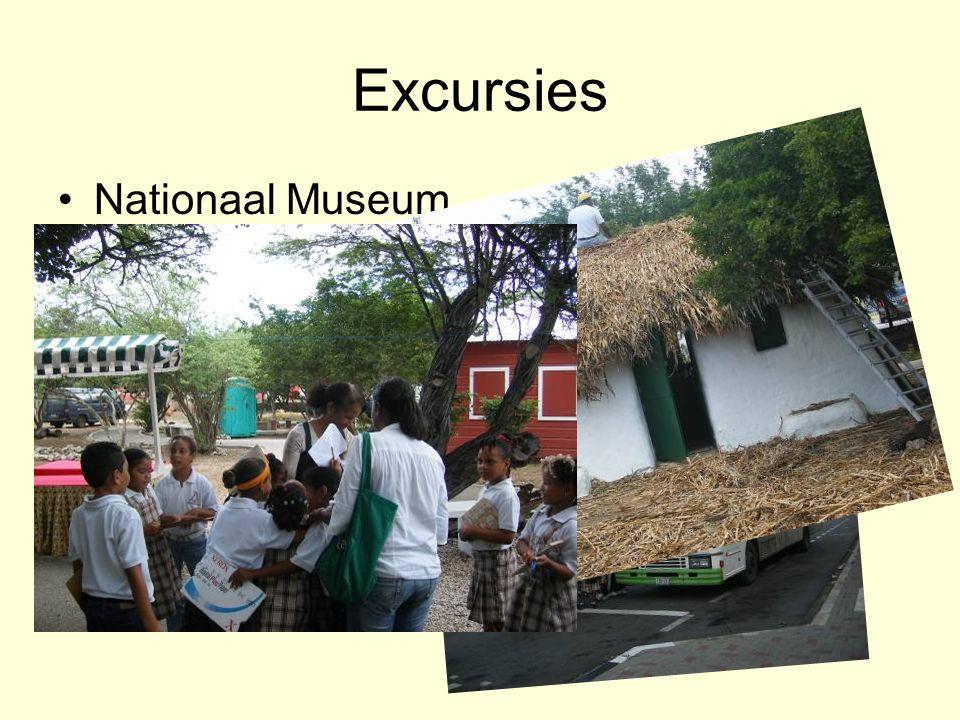 Excursies Nationaal Museum