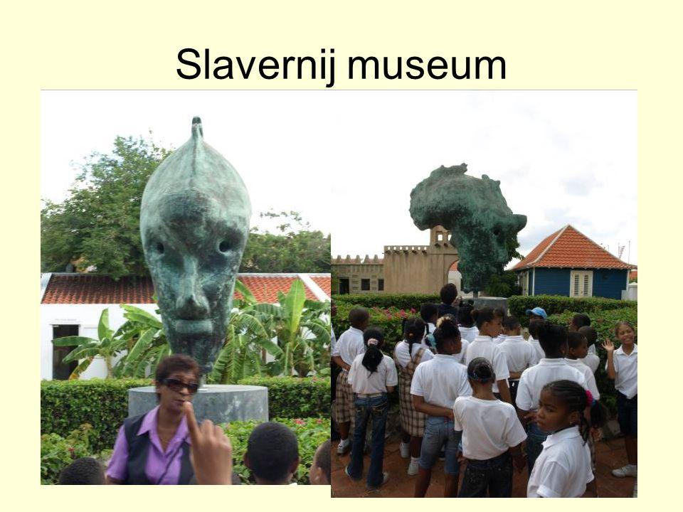 Slavernij museum