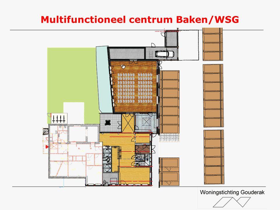 Multifunctioneel centrum Baken/WSG