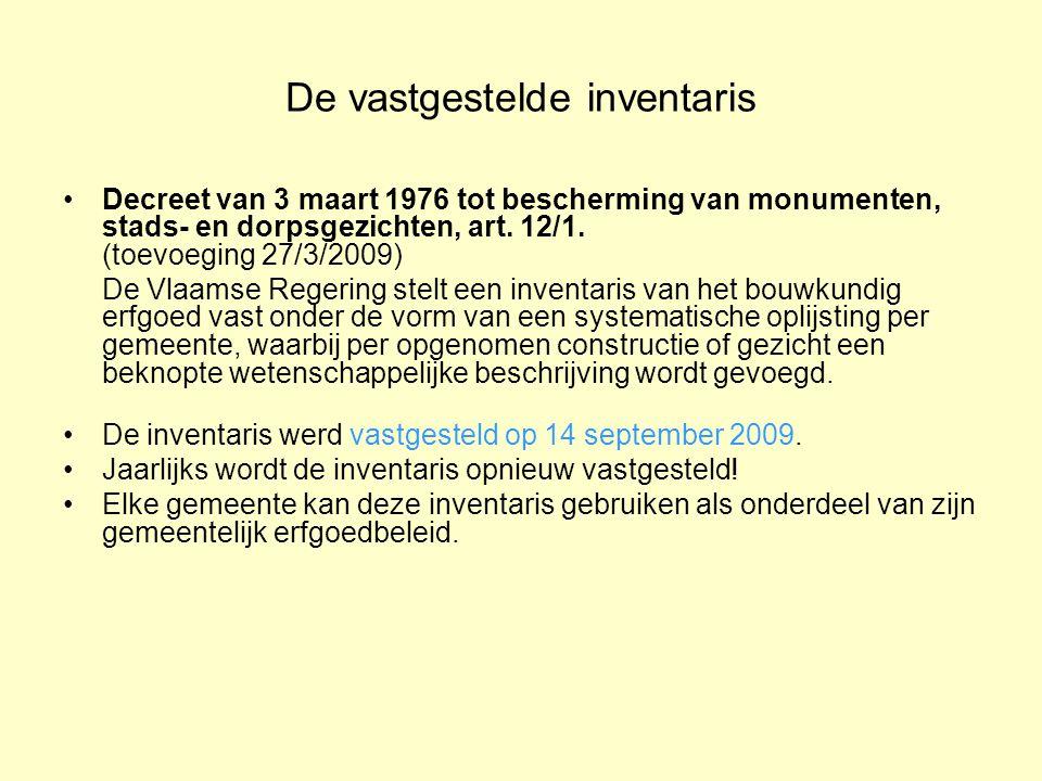 Decreet van 3 maart 1976 tot bescherming van monumenten, stads- en dorpsgezichten, art.
