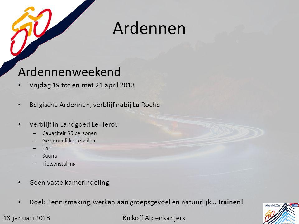 Ardennen Ardennenweekend Vrijdag 19 tot en met 21 april 2013 Belgische Ardennen, verblijf nabij La Roche Verblijf in Landgoed Le Herou – Capaciteit 55