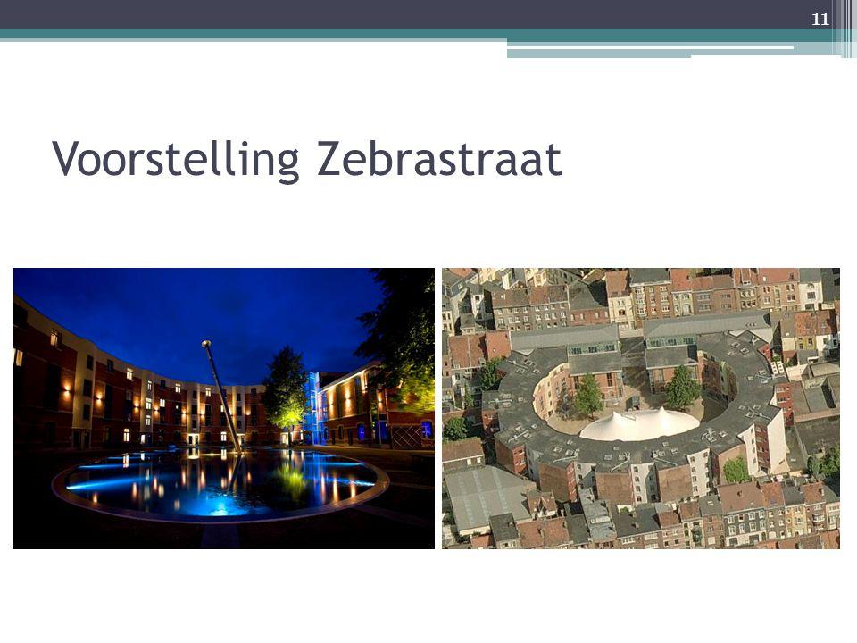 Voorstelling Zebrastraat 11