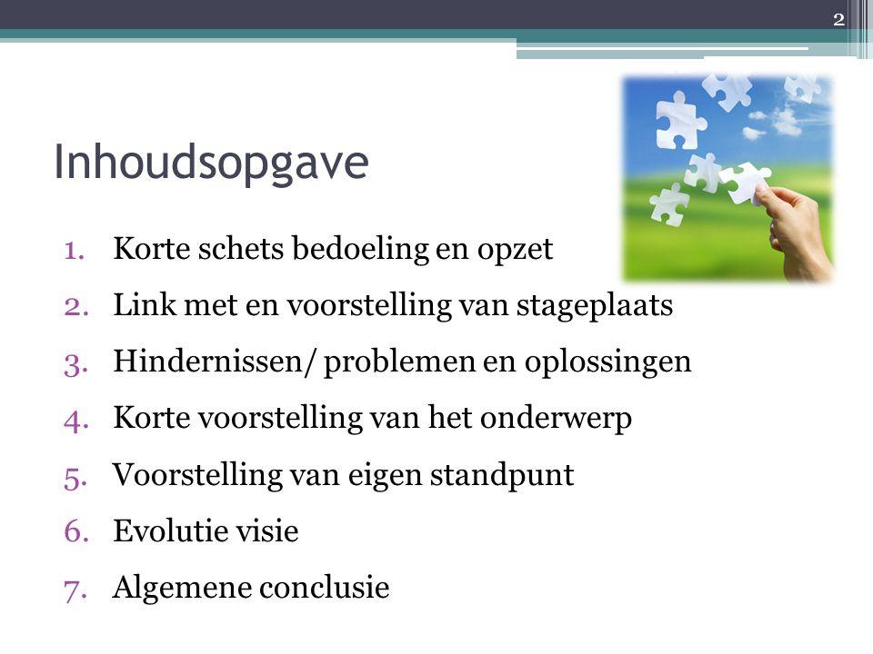 Algemene conclusie Vlaamse middelgrote evenementenlocaties: ▫Nog heel wat werk aan de winkel ▫Grijpen te laat in ▫Altijd een stapje voor ▫Korte termijndenken  Lange termijndenken De oplossingen en kansen zijn er.