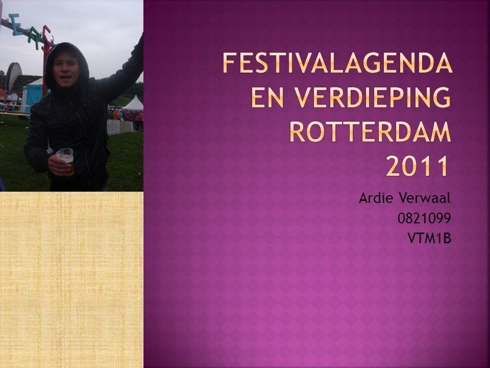 Ardie Verwaal 0821099 VTM1B