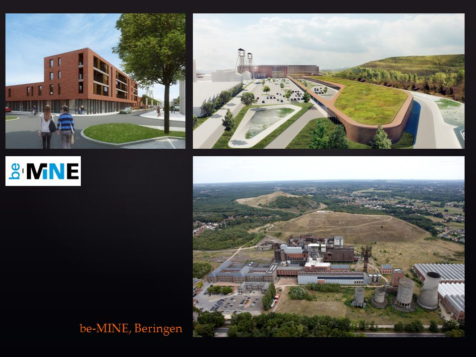 be-MINE, Beringen