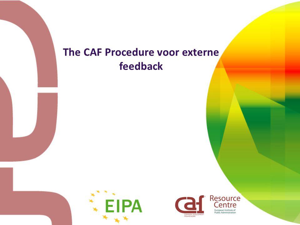 Eipa CAF Resource Centre - 2010 12 4.