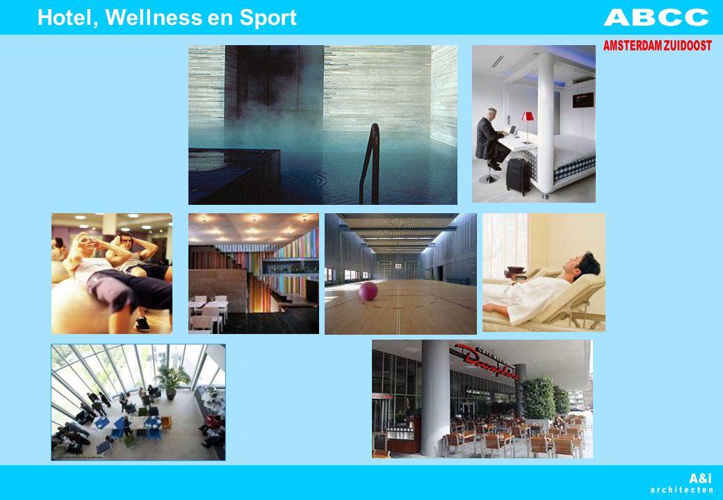 Hotel, Wellness en Sport