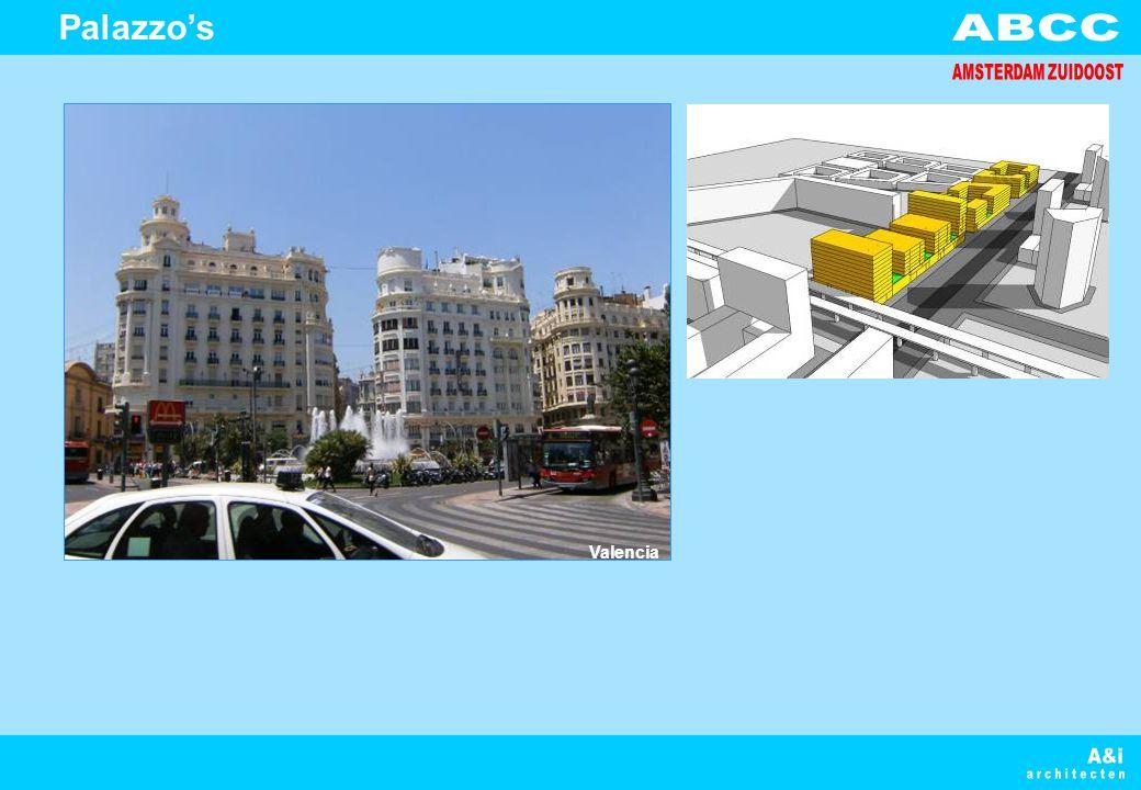 Palazzo's Valencia
