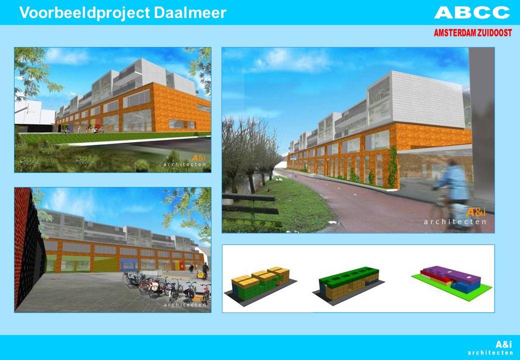 Voorbeeldproject Daalmeer