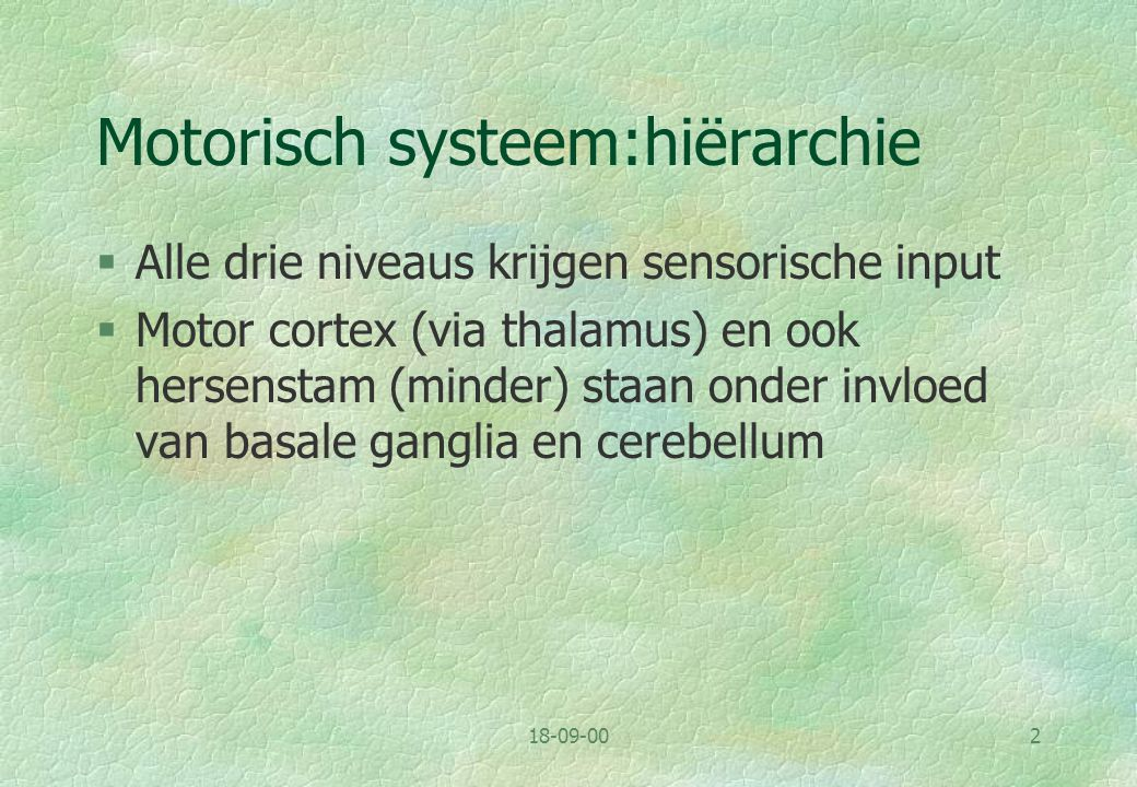 18-09-003 De kniepees strek- reflex: mono- synap- tisch