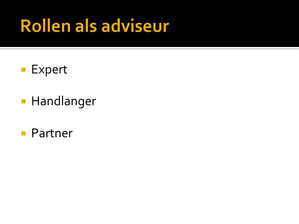  Expert  Handlanger  Partner