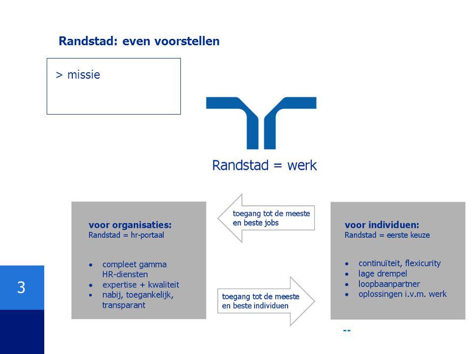 3 > missie Randstad: even voorstellen