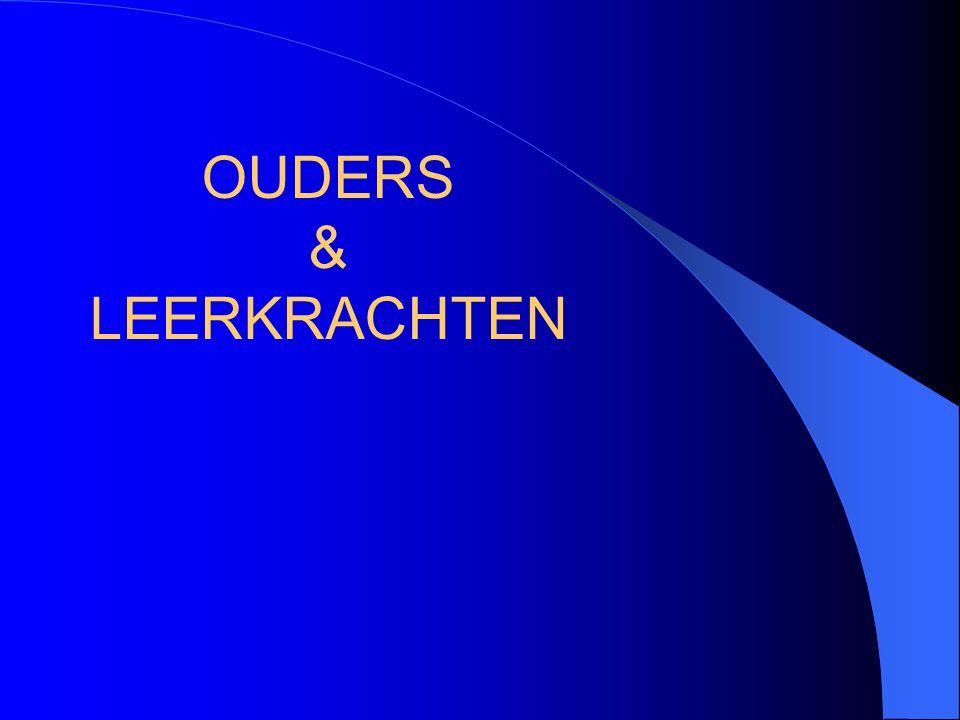 OUDERS & LEERKRACHTEN