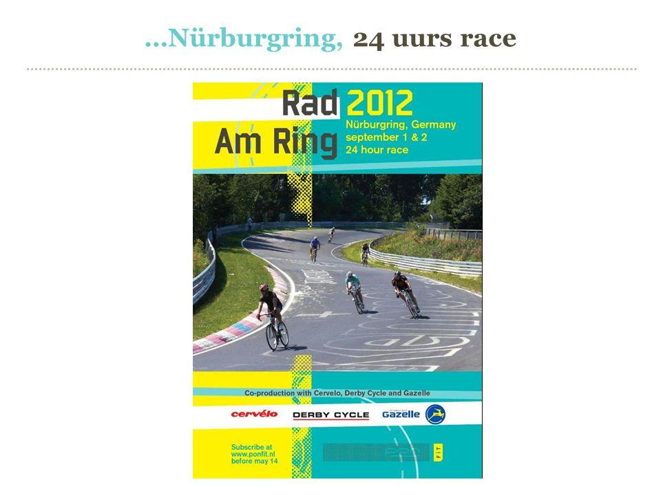 …Nürburgring, 24 uurs race