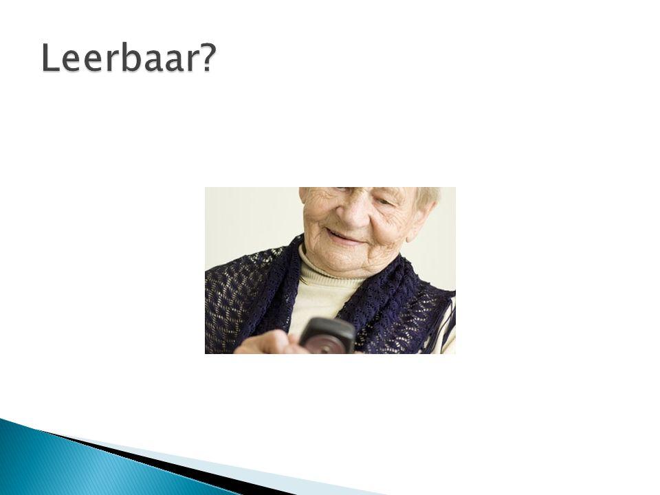  Geheugen en leren  Procedureel leren  Onderzoek bij patiënten  Samenvatting  Moderne techniek in de praktijk  Vragen/discussie/casus