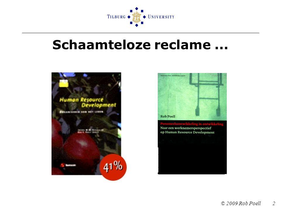 Schaamteloze reclame (deel 2) © 2009 Rob Poell 13 Yorks, L.