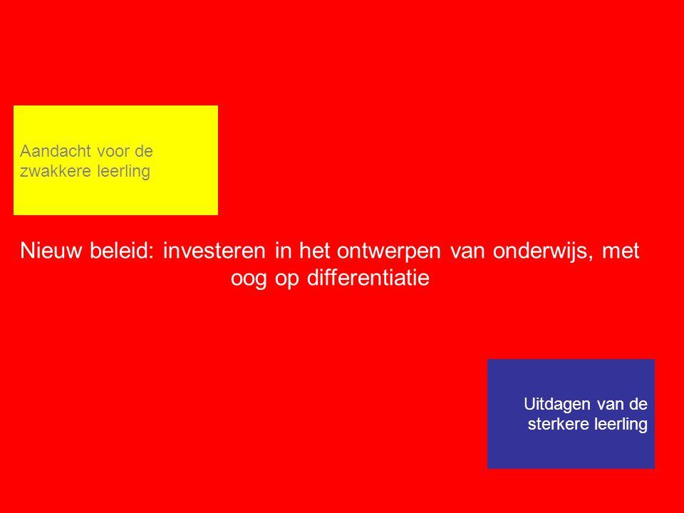 Voorbeeld 3 Teksten schrijven bij Nederlands en andere vakken Verschillende typen schrijvers; verschillende lesopbouw Marleen Kieft, 2006