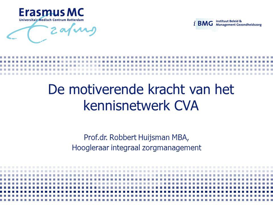Master Zorgmanagement Prof.dr.