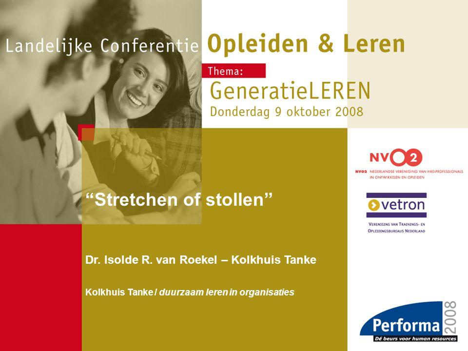 Stretchen of stollen Dr.Isolde R.