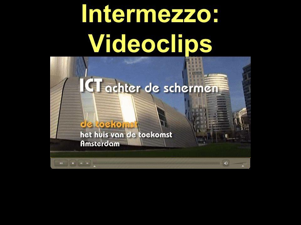 Intermezzo: Videoclips