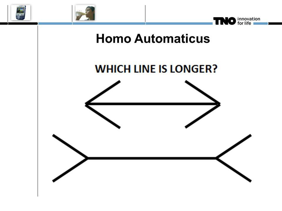 Homo Automaticus
