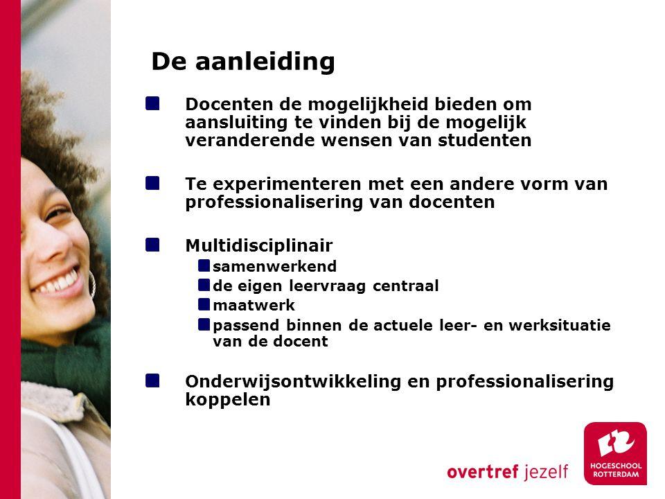 Geïnteresseerd in verdere informatie? F.M.Veltman- van.Vugt@hro.nl DANK VOOR UW AANDACHT