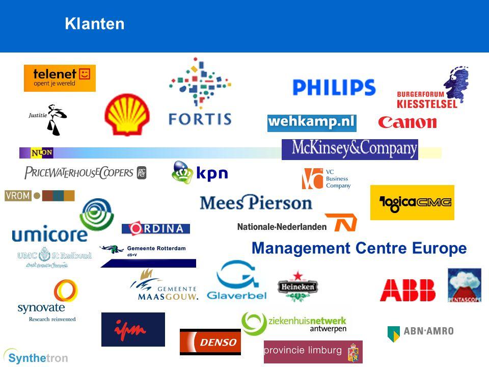 Klanten Management Centre Europe
