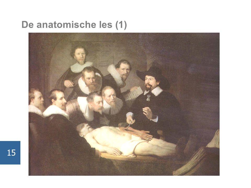 De anatomische les (1) 15