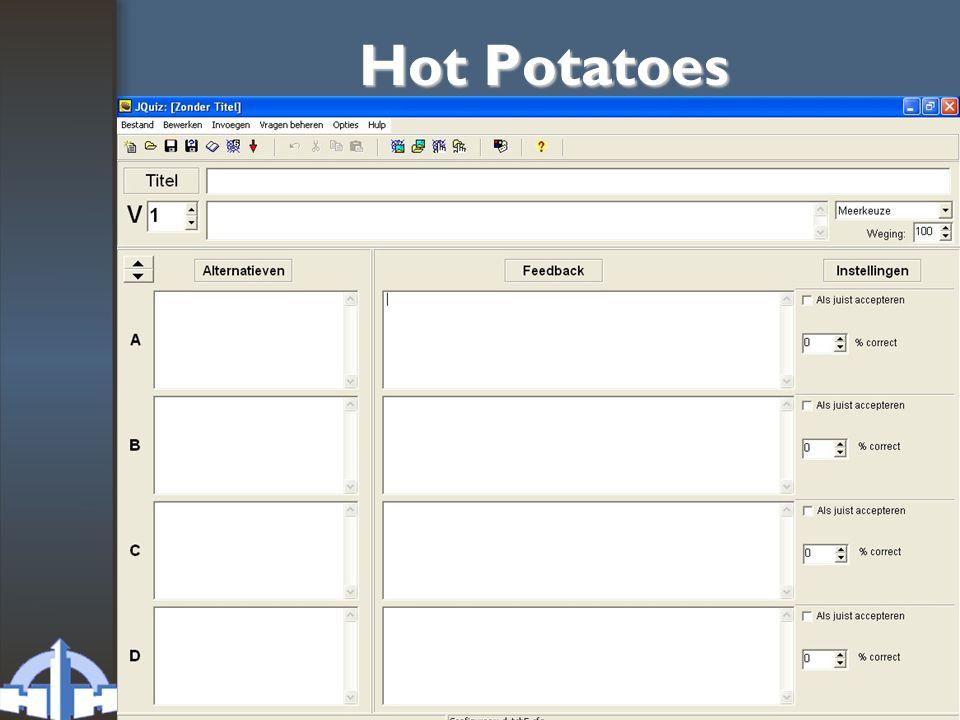 C. Bosmans - PHH 45 Hot Potatoes