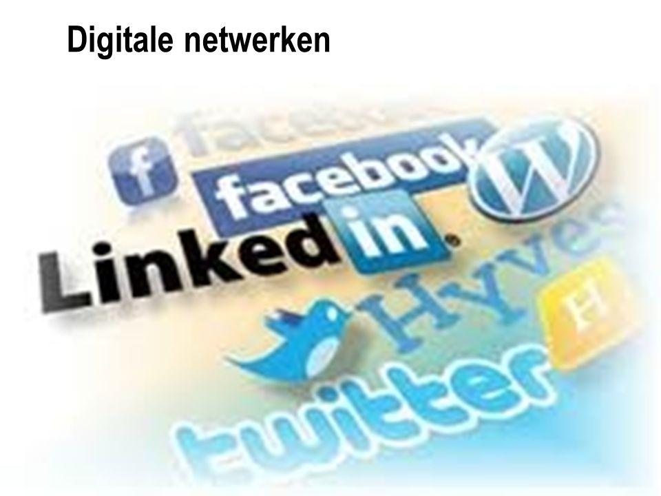 Digitale netwerken