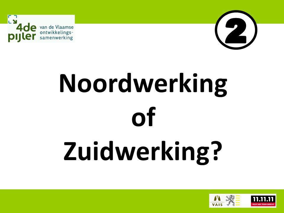 4 de pijlers of NGO's? Een nodeloze tegenstelling? Bondgenoten of concurrenten?