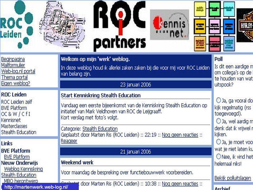 http://martenwerk.web-log.nl/