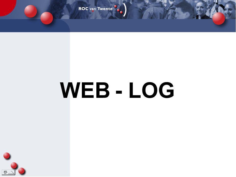 WEBLOG-