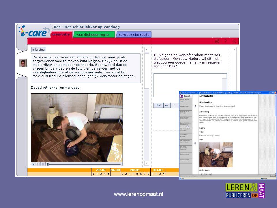 www.lerenopmaat.nl