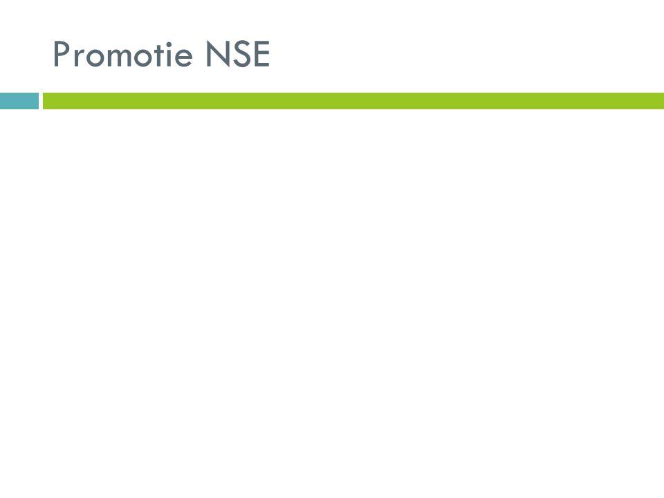 Promotie NSE