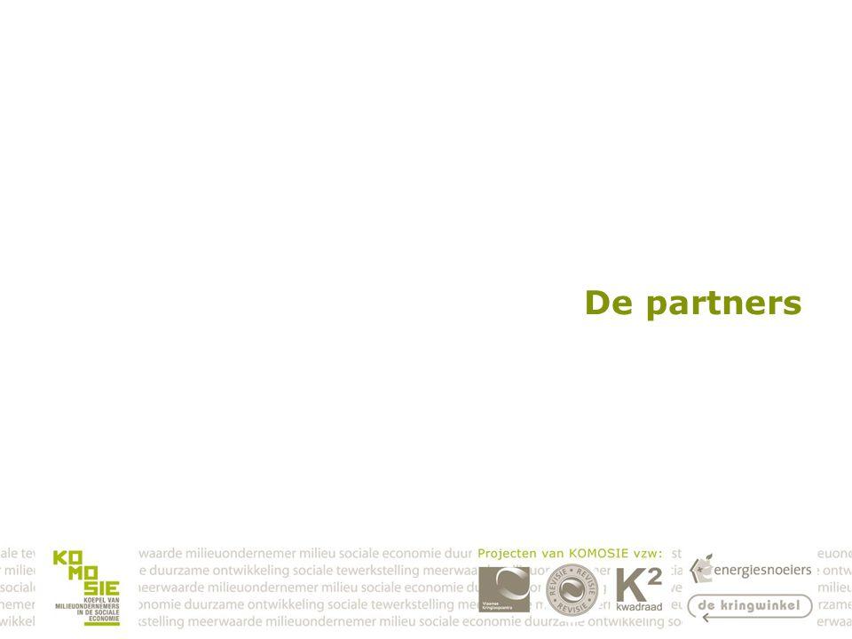 Energiesnoeiers Zuid-West-Vlaanderen ▪Sociale Economie/LDE ▪Werken voor en door kansengroepen ▪Energiesnoeiers zijn regionaal project: Zuid-West-Vlaanderen BND Kortrijk vzw: Klusjesdienst Kinderopvang: De Speelhoek Buurtsport Energiesnoeiers Zuid-West-Vlaanderen