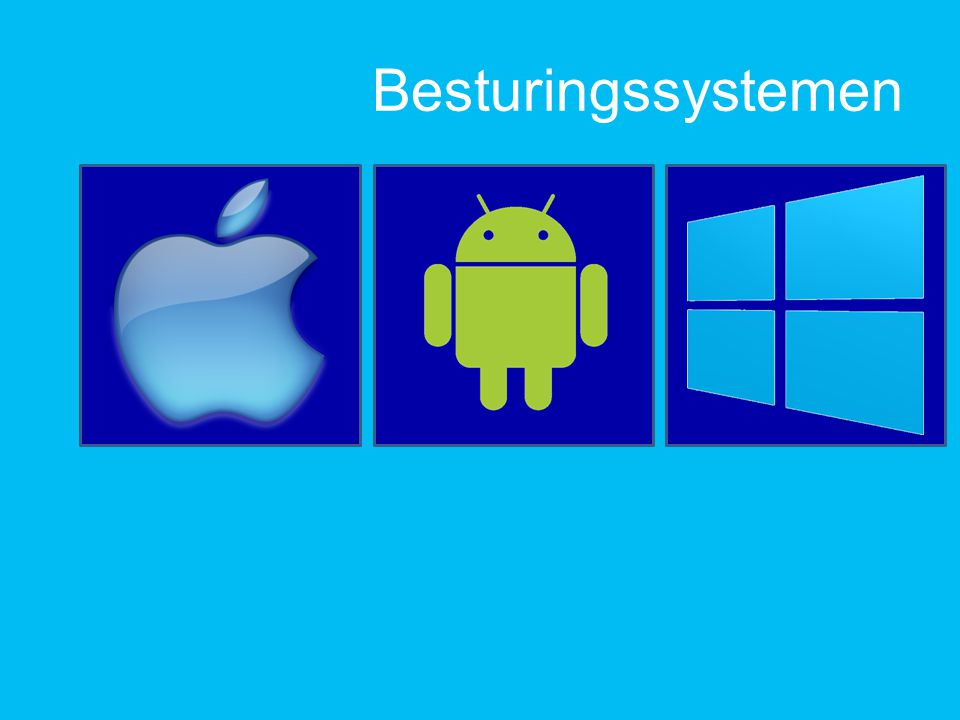 Besturingssystemen
