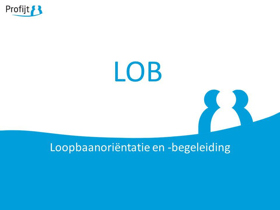 LOB Loopbaanoriëntatie en -begeleiding