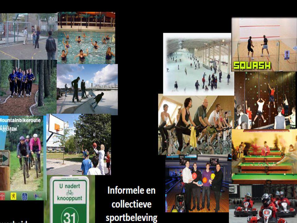 Onderwerp Datum - locatie 12 Voorbeelden van lichtere sportgemeenschappen zijn legio