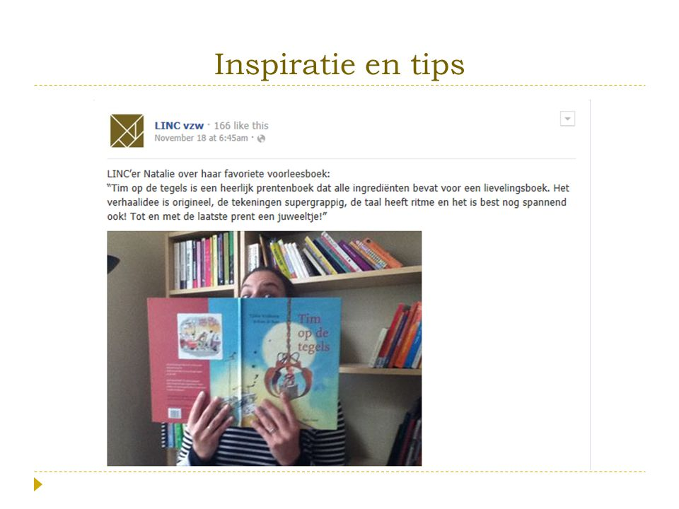 Inspiratie en tips