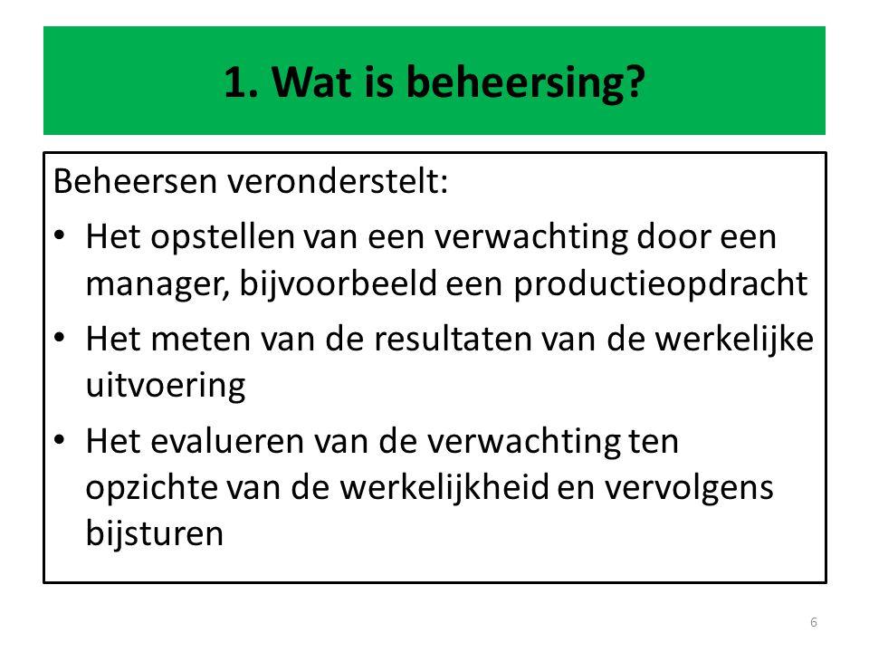 Risk assessment 1.