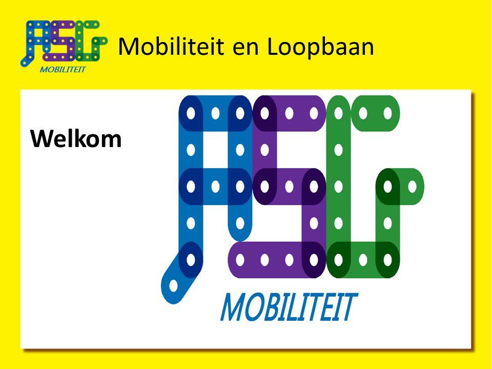 Mobiliteit en Loopbaan Welkom