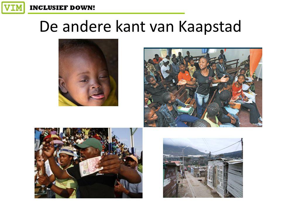 De andere kant van Kaapstad