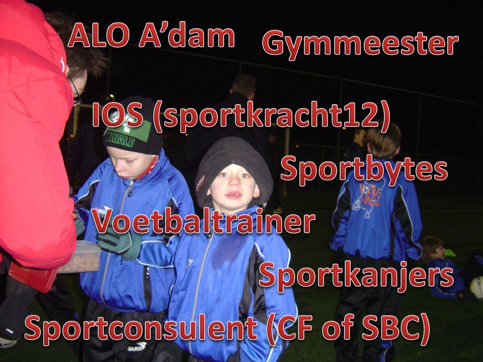 Coachen op gedrag, sportkanjerspel!