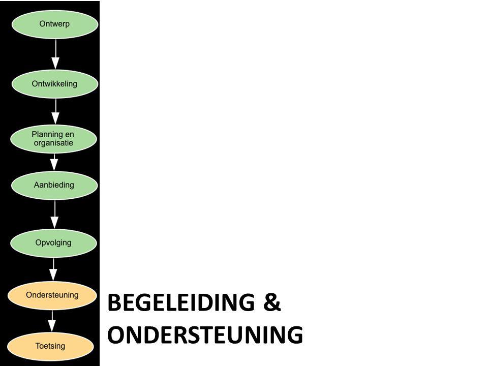BEGELEIDING & ONDERSTEUNING