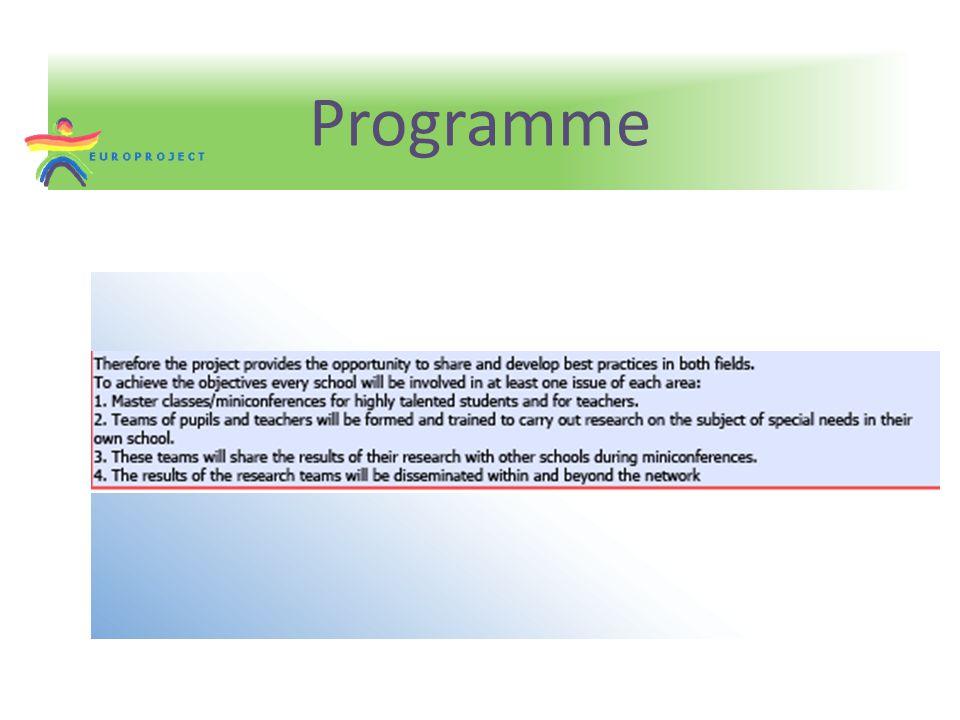 Een kleine stap voor de leiding, een grote stap voor de kapoen... (en hun ouders ) Programme