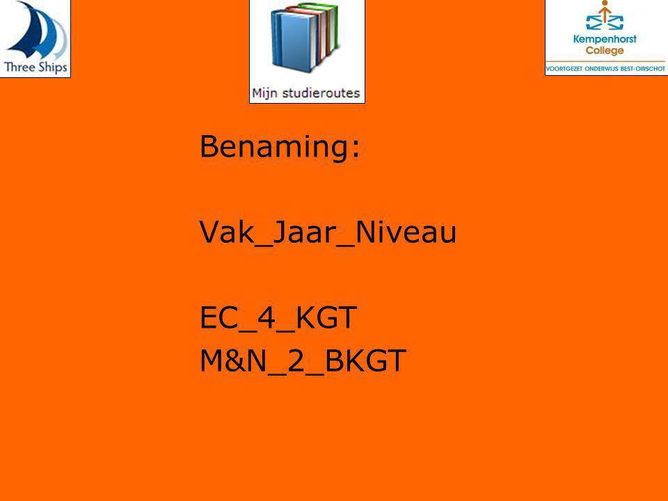 Benaming: Vak_Jaar_Niveau EC_4_KGT M&N_2_BKGT