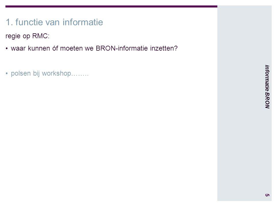 5 informatie BRON 1.